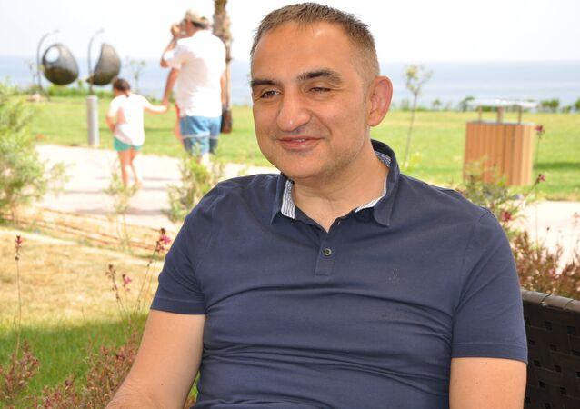 Elexus Hotel ve Atlasglobal Yönetim Kurulu Başkanı Murat Ersoy