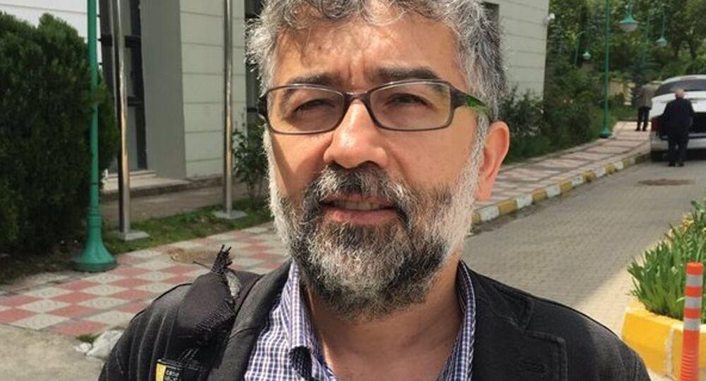 Sınır Tanımayan Gazeteciler (RSF) Türkiye Temsilcisi Erol Önderoğlu