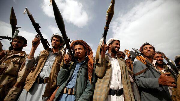 Yemen / Husiler - Sputnik Türkiye