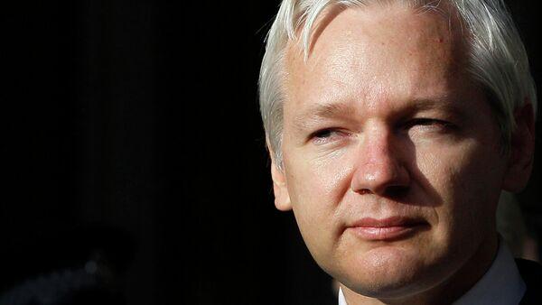 Julian Assange - Sputnik Türkiye
