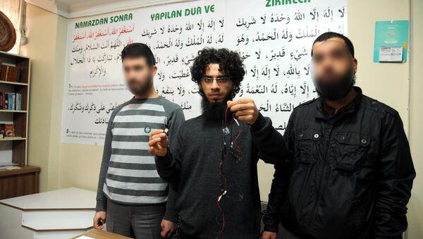 IŞİD - Diyarbakır - Sputnik Türkiye