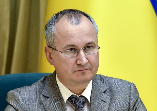Ukrayna Güvenlik Servisi Başkanı Vasili Gritsak