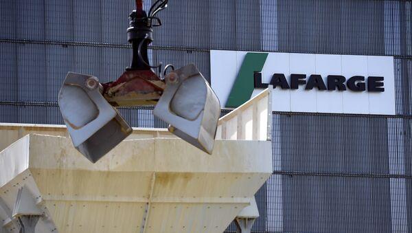 Lafarge - Sputnik Türkiye