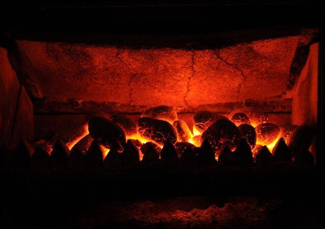Sıcak kor