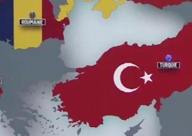 TRT harita