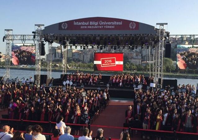 Bilgi Üniversitesi mezunları
