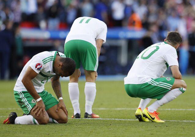 Kuzey İrlanda, EURO 2016'ya veda etti.