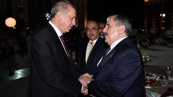 Eski Devlet Bakanı Salim Ensarioğlu - Sputnik Türkiye