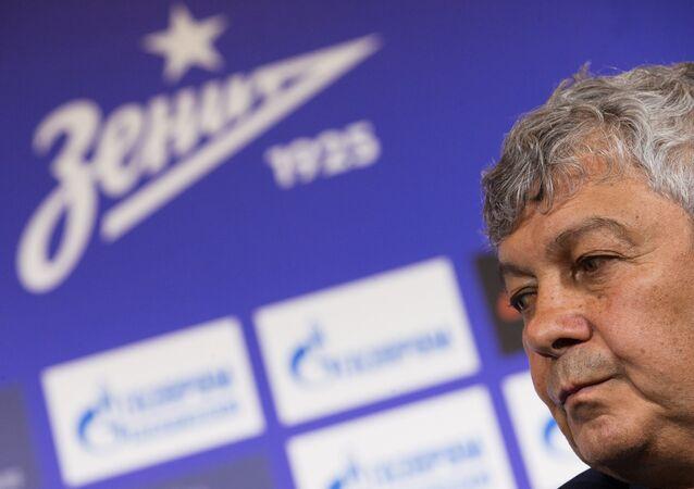 Rus Zenit takımının yeni teknik hocası Mircea Lucescu