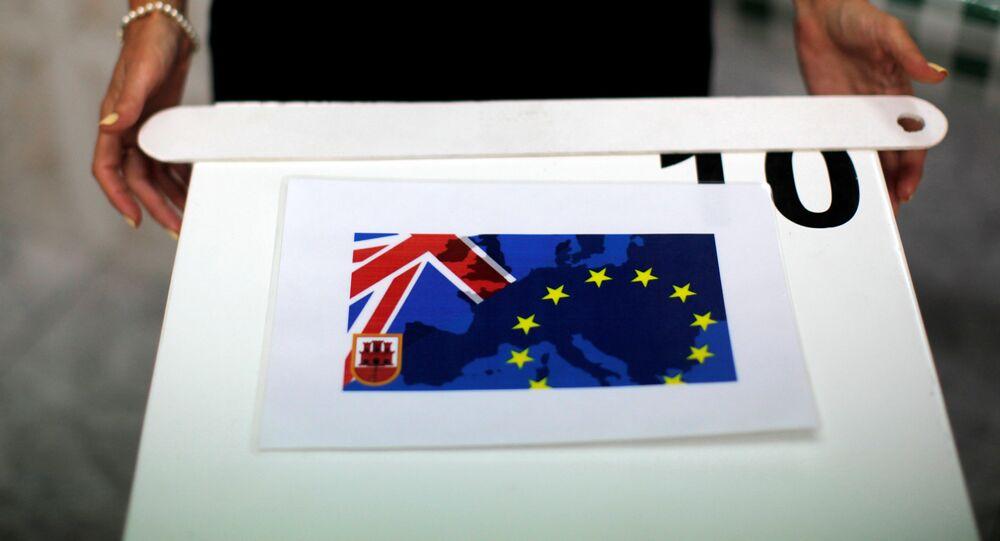 Cebelitarık - Brexit referandumu