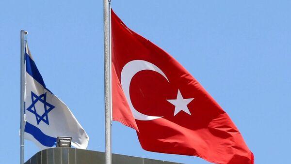 İsrail - Türkiye - Sputnik Türkiye