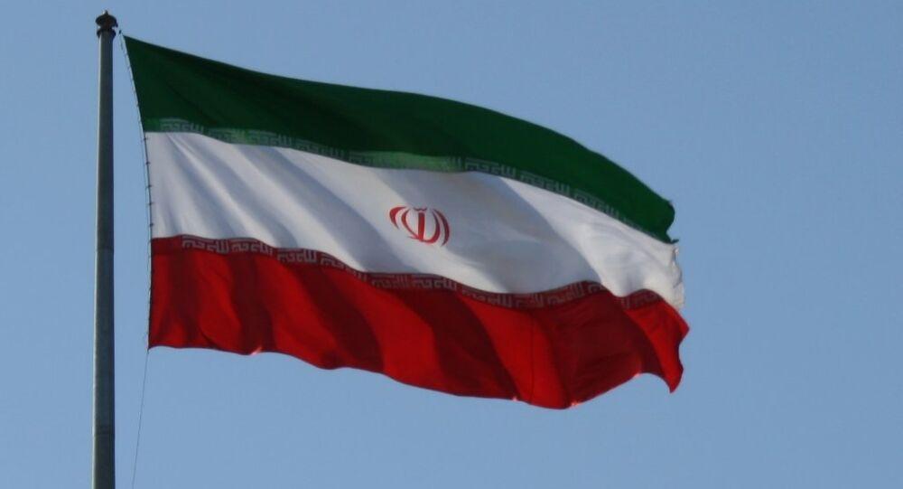 İran - bayrak