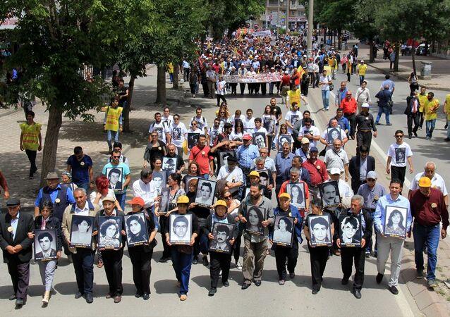 Sivas katliamının 23. yılı