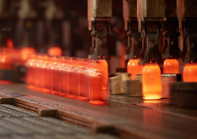 Şişecam fabrikası