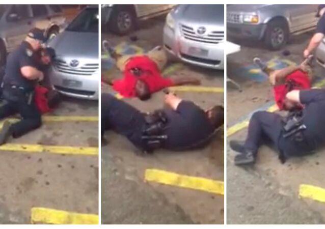 Alton Sterling adlı ABD'li siyahi genç polis kurşunuyla can verdi