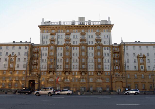 ABD'nin Moskova Büyükelçiliği