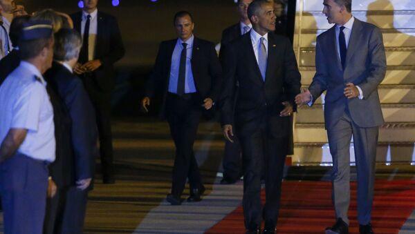 ABD Başkanı Barack Obama - İspanya Kralı 6. Felipe - Sputnik Türkiye