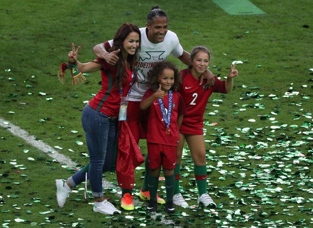 Avrupa Şampiyonu Portekiz