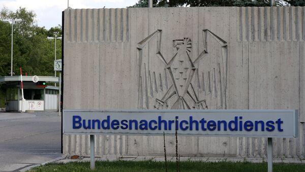 Alman Dış İstihbarat Teşkilatı (BND - Bundesnachrichtendienst) - Sputnik Türkiye