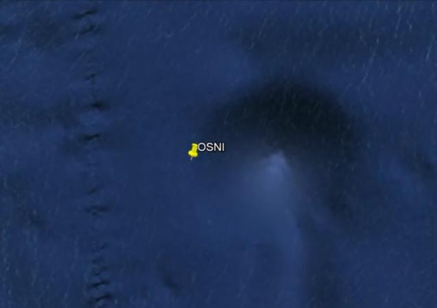 UFO 'uzmanları', Pasifik'in dibinde 'piramit' tespit etti