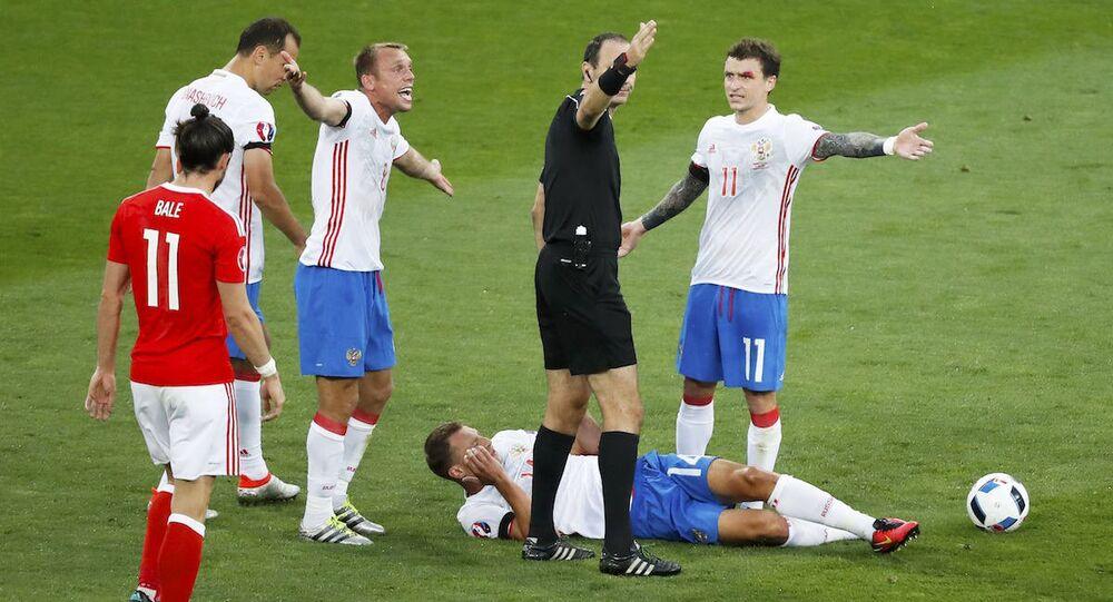 EURO 2016, Rusya-Galler maçı