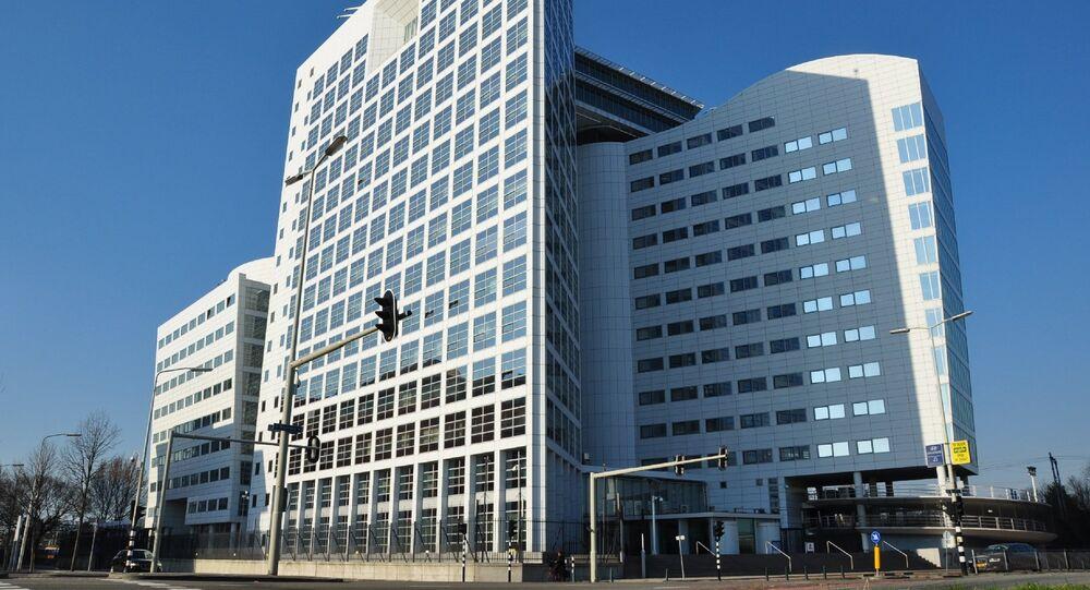 Uluslararası Ceza Mahkemesi - UCM