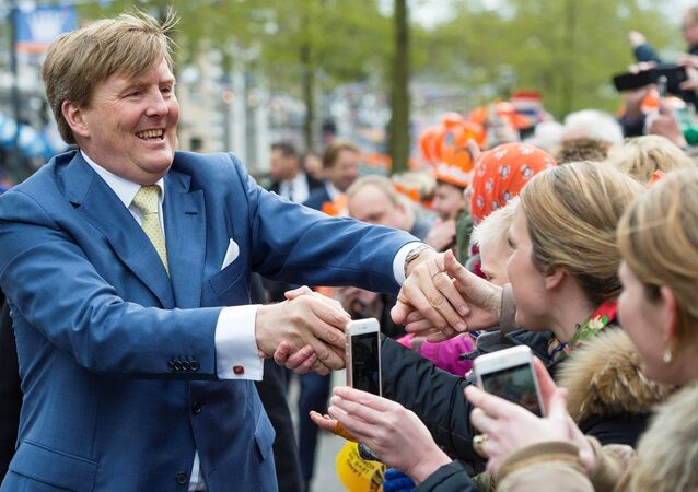 Hollanda Kralı Willem-Alexander