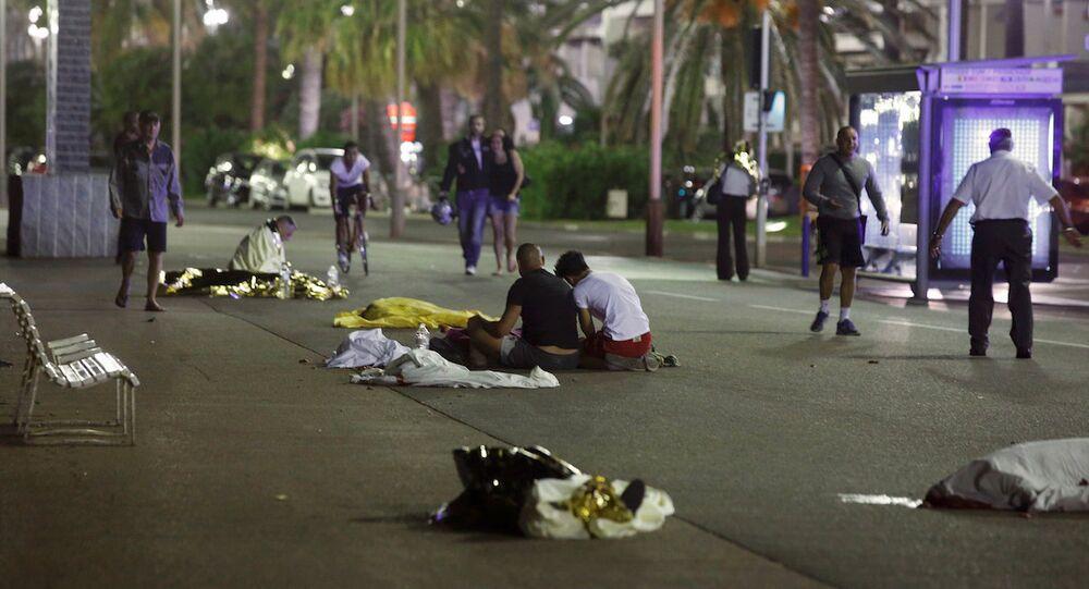 Nice'te saldırı