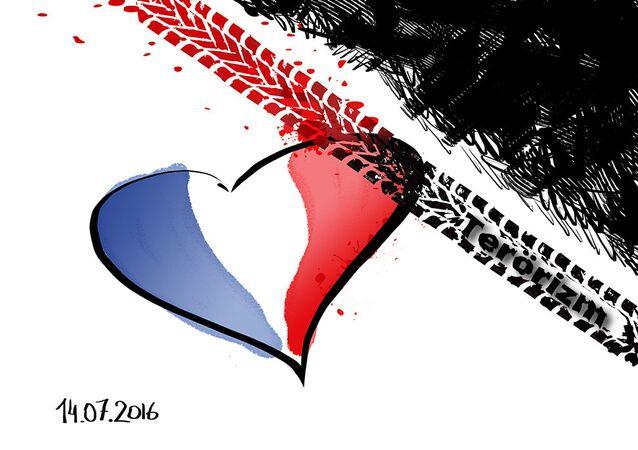 Fransa'nın Bastille Günü kana bulandı