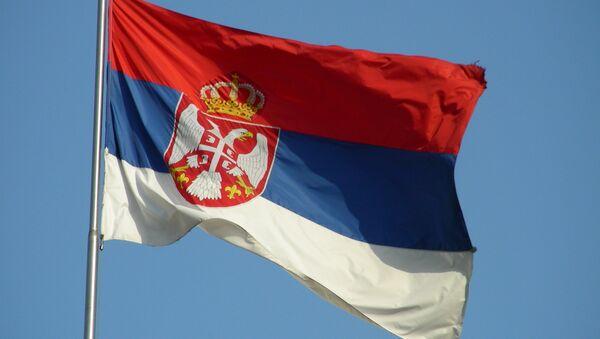 Sırbistan bayrağı - Sputnik Türkiye