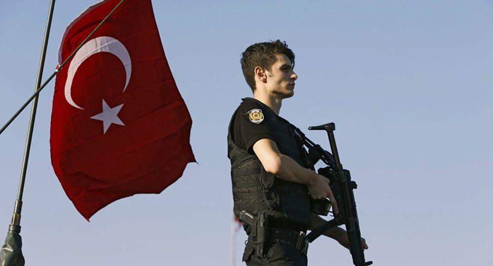 Türkiye, polis