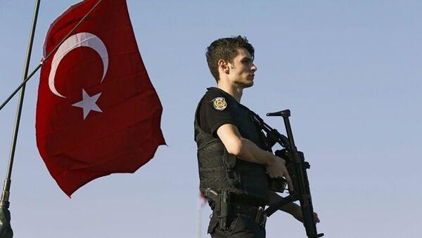 Türkiye, polis - Sputnik Türkiye