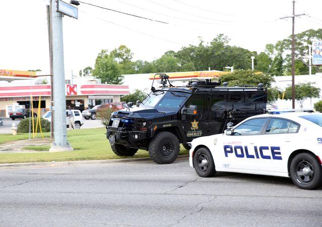 Baton Rouge'da polise silahlı saldırı.