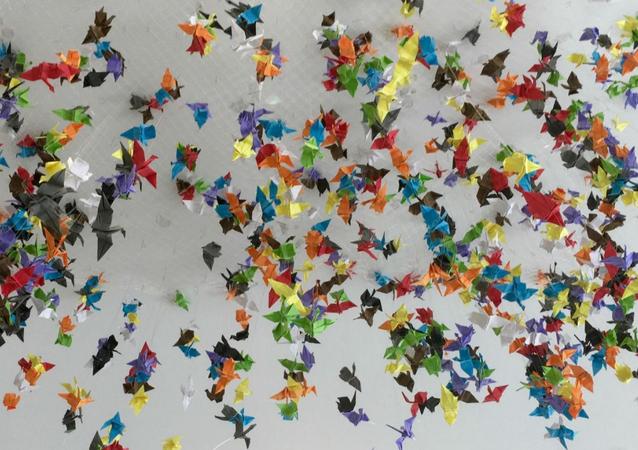 ABD'nin Los Angeles kentinde haziran ayında açılan 'Bozulan İlişkiler Müzesi' dünyanın en 'hüzünlü' müzesi olmaya aday. Müzede kırık kalplere, bozulan ilişkilere dair 104 nesne ziyaretçilere açıldı.