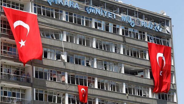 Türkiye darbe girişimi - Sputnik Türkiye
