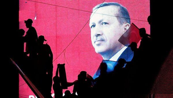 Tayyip Erdoğan - Sputnik Türkiye