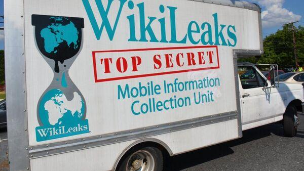 WikiLeaks - Sputnik Türkiye