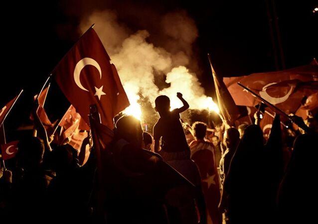 Türkiye darbe girisimi