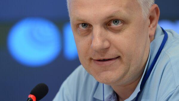 Tanınmış Rus gazeteci Pavel Şeremet - Sputnik Türkiye