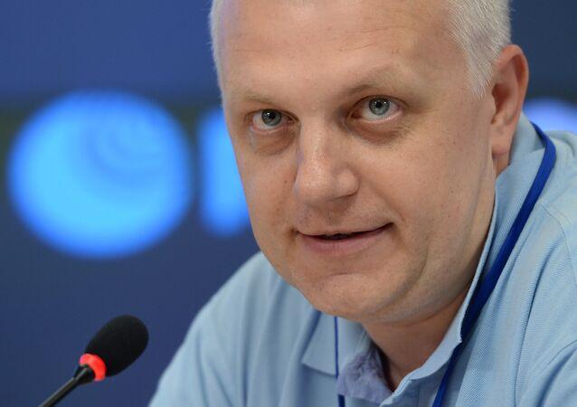 Tanınmış Rus gazeteci Pavel Şeremet