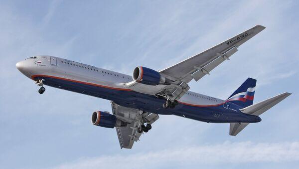 Aeroflot  - Sputnik Türkiye