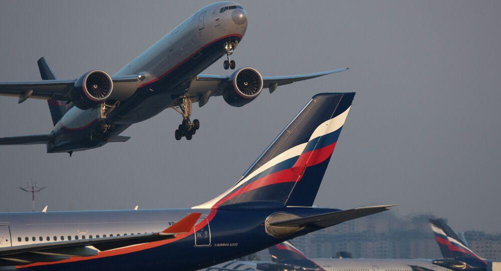 Aeroflot / Airbus A330