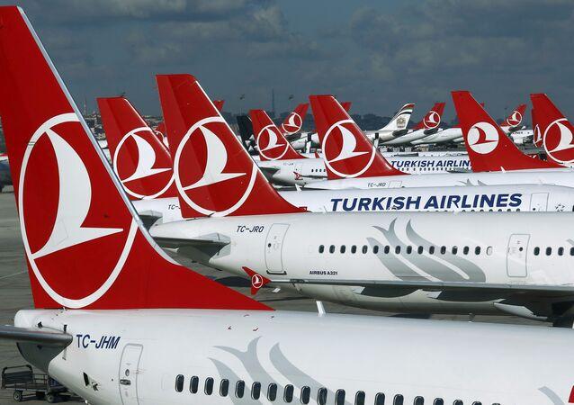 Atatürk Havalimanı / THY