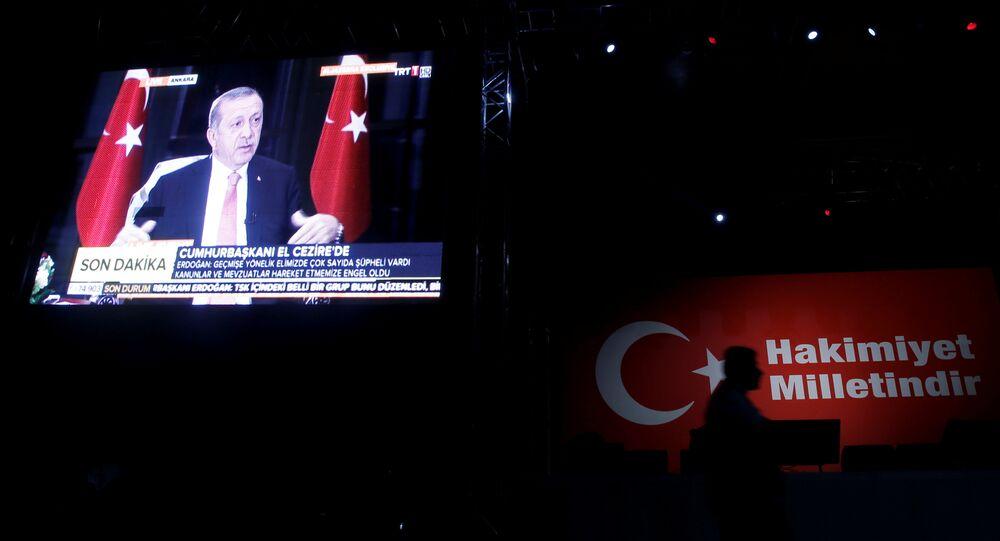 Recep Tayyip Erdoğan - El Cezire röportajı