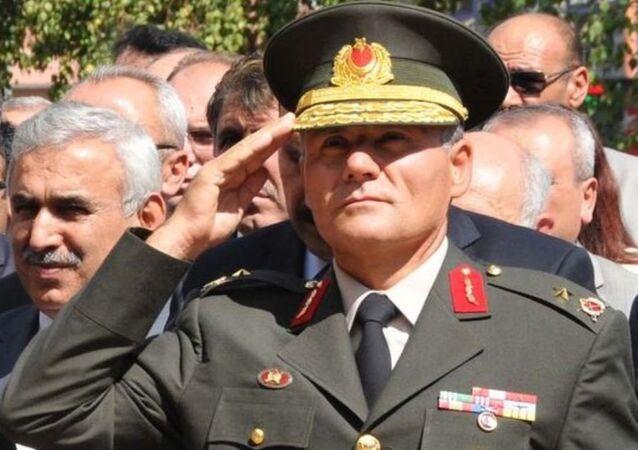 Sivas 5. Piyade Er Eğitim Tugayı ve Garnizon Komutanı Tuğgeneral Fatih Celaleddin Sağır