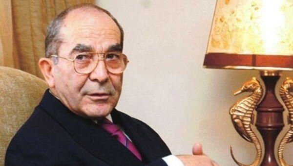 Eski Genelkurmay başkanlarından emekli Orgeneral Hilmi Özkök - Sputnik Türkiye