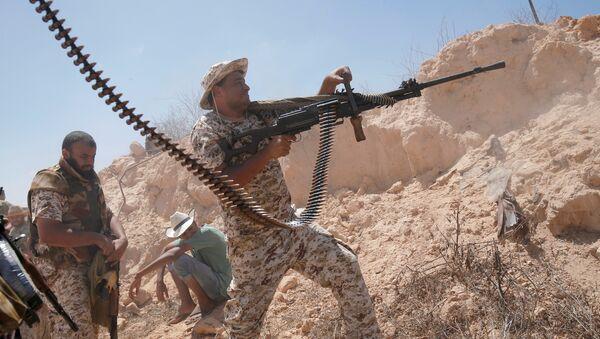 Libya- IŞİD - Sputnik Türkiye