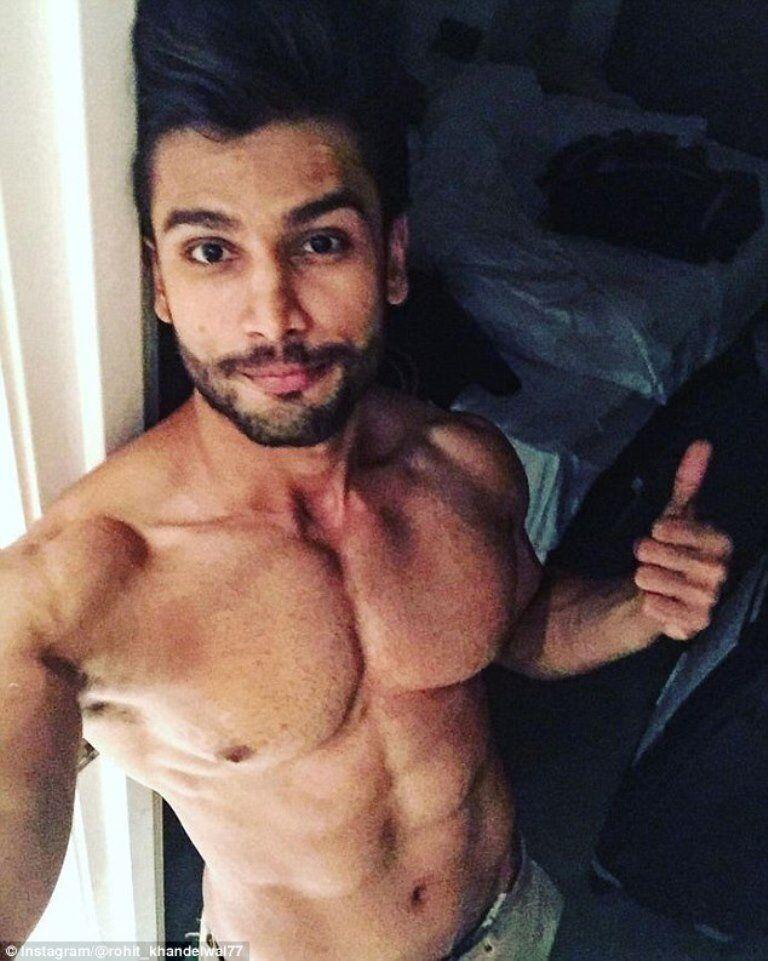 Dünyanın en yakışıklı erkeği ilk kez bir Hintli