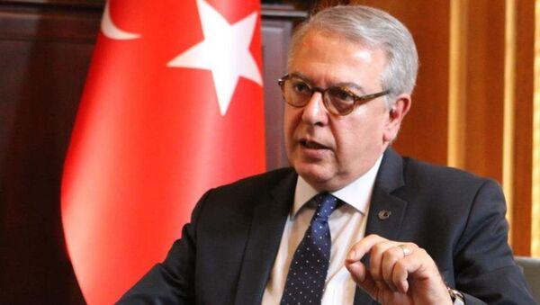 Serdar Kılıç - Sputnik Türkiye