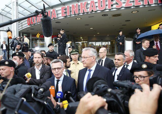 Münih'teki saldırı